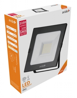 LED Reflektor Super SLIM 30W 4000K